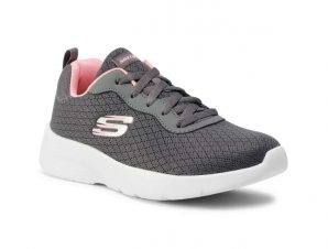 Skechers Dynamight 2.0 12964-CCCL Γυναικείο Sneaker Γκρί