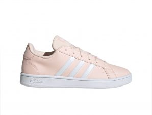 adidas – GRAND COURT – PNKTIN/FTWWHT/DOVGRY