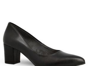 Γυναικείες Μυτερές Γόβες Ragazza 023 – Μαύρο