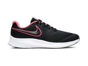 Nike Star Runner 2 (Gs) AQ3542-002 Αθλητικό Μαύρο