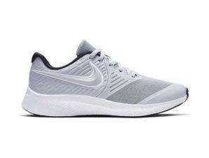 Nike Star Runner 2 (Gs) AQ3542-005 Αθλητικό Γκρί