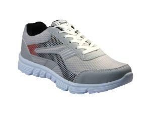 Tsimpolis Shoes 7818 Αθλητικό Γυναικείο Απο Τεχνοδέρμα Γκρι