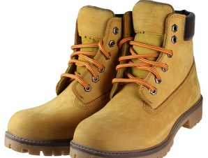 BOXER Shoes 95003 Κίτρινο