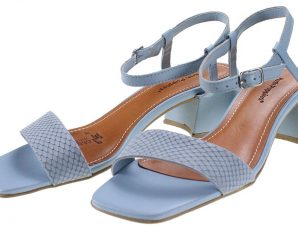 HUSH PUPPIES HWE0322201-451 Riona Σιέλ