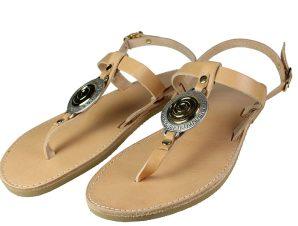 Handmade Sandals 173Σ3 Φυσικό