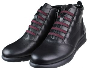 BOXER Shoes 52913 Μαύρο