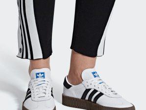 adidas Originals Sambarose Platform Shoes (9000012323_33914)