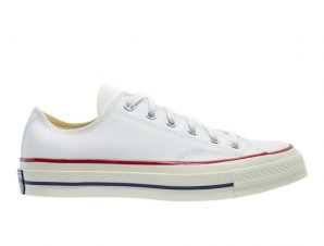 ALL STAR CONVERSE Sneaker Chuck Taylor Low Top 70 OX – Λευκό – Μπεζ (162065C)
