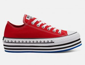 Converse Women's Chuck Taylor All Star Lift Archival Canva (9000049678_10300)
