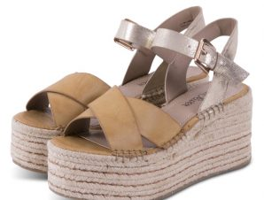 S.OLIVER WOMENS SHOES 5-28321-28 Χρυσό
