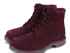 Timberland Waterville 6in Basic TB0A1R2TC601 MC Μπορντώ
